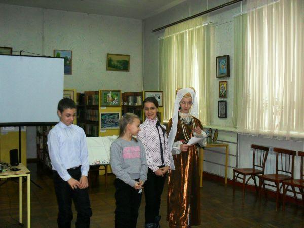 Народный костюм – летопись жизни наших предков