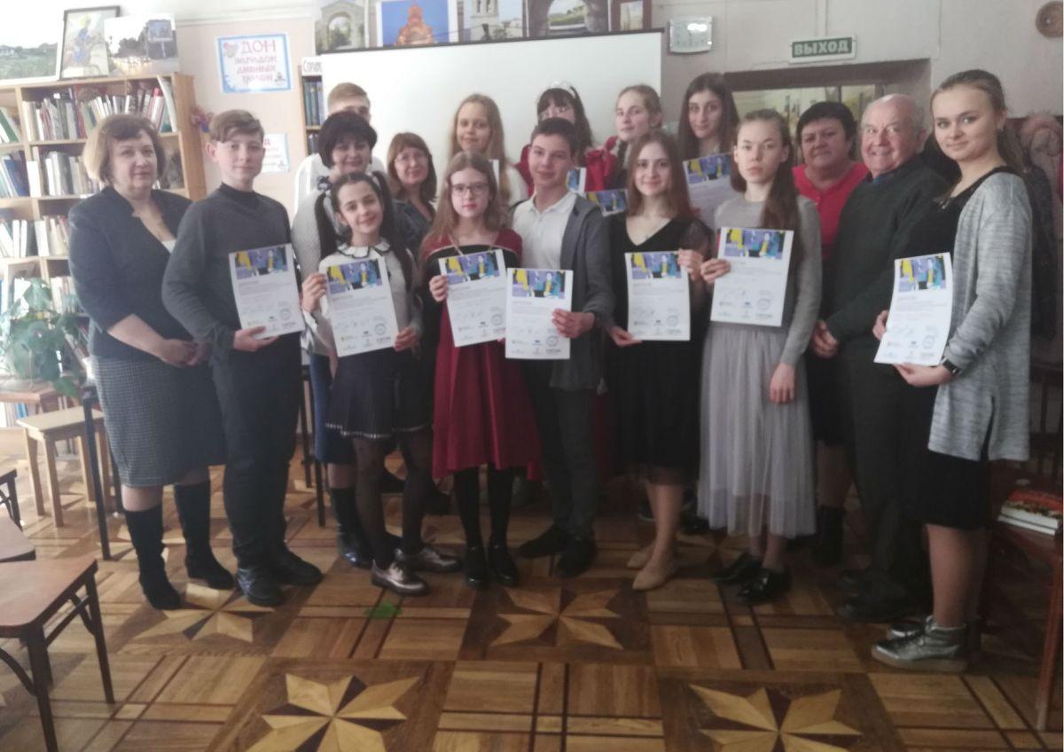Конкурс «Живая классика» снова в Новочеркасске