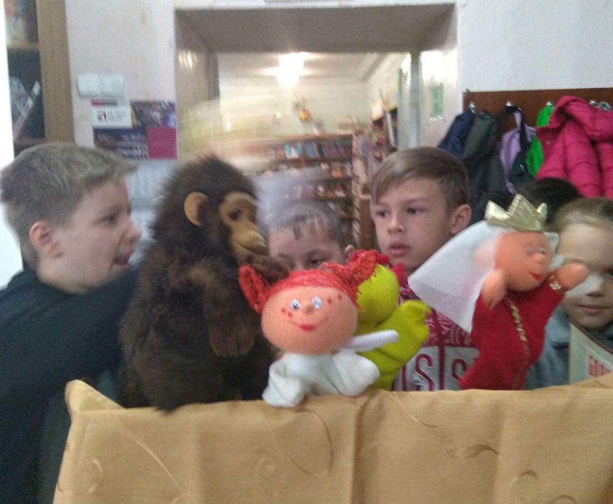 В стране говорящих кукол