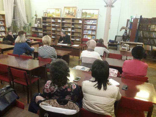 Почитание святых. Беседа в Университете духовной культуры