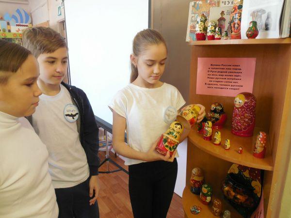 Матрёшки – символ России