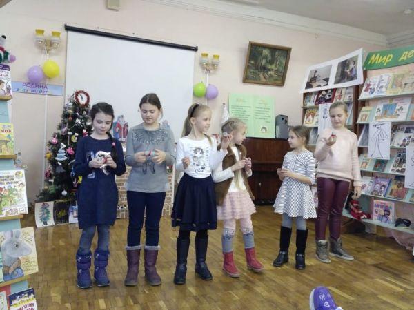 Праздник «Герои книг встречают Новый год»