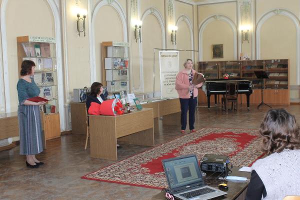 Фестиваль книги и чтения «Новочеркасск читающий»