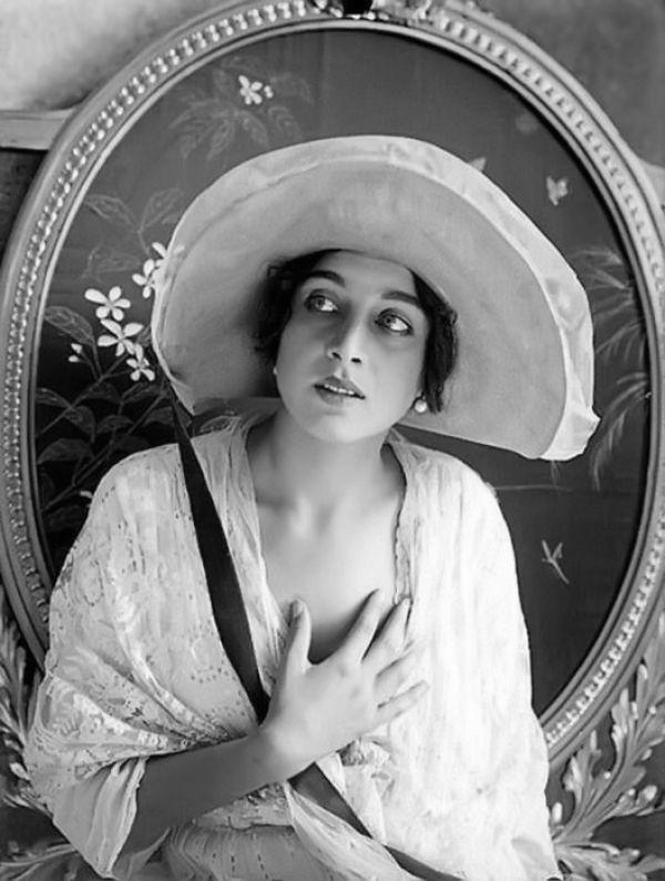 Великая актриса «Великого немого»