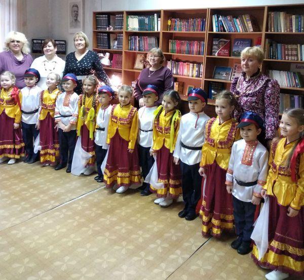 Концерт воспитанников детских садов