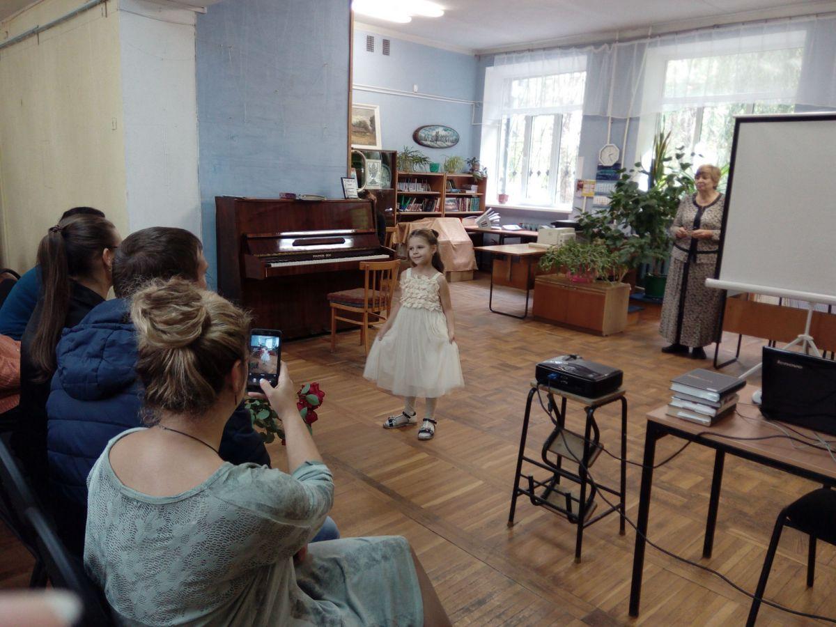 Литературно-музыкальный вечер посвящённый Дню пожилого человека.