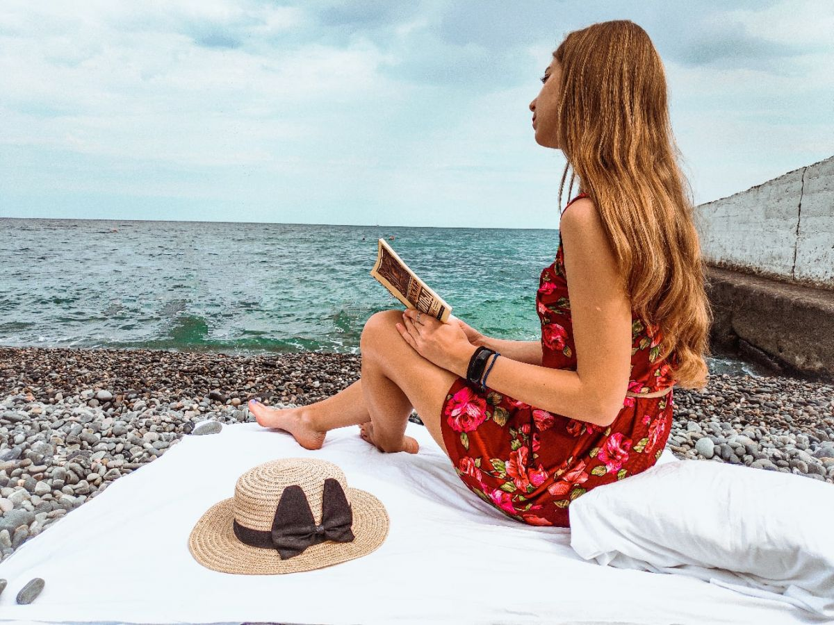 Онлайн конкурс  «Книга. Лето. Солнце. Я»