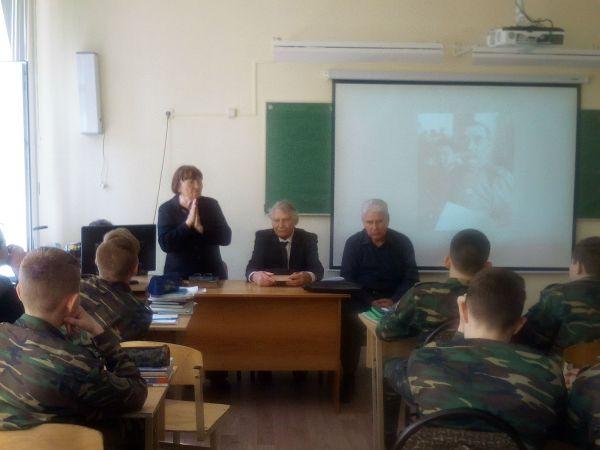 Устный журнал «Имя С. М. Будённого в истории Новочеркасска»