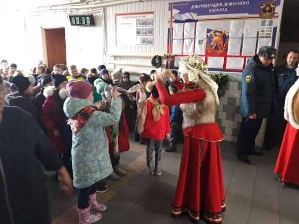 На Руси все праздники от души