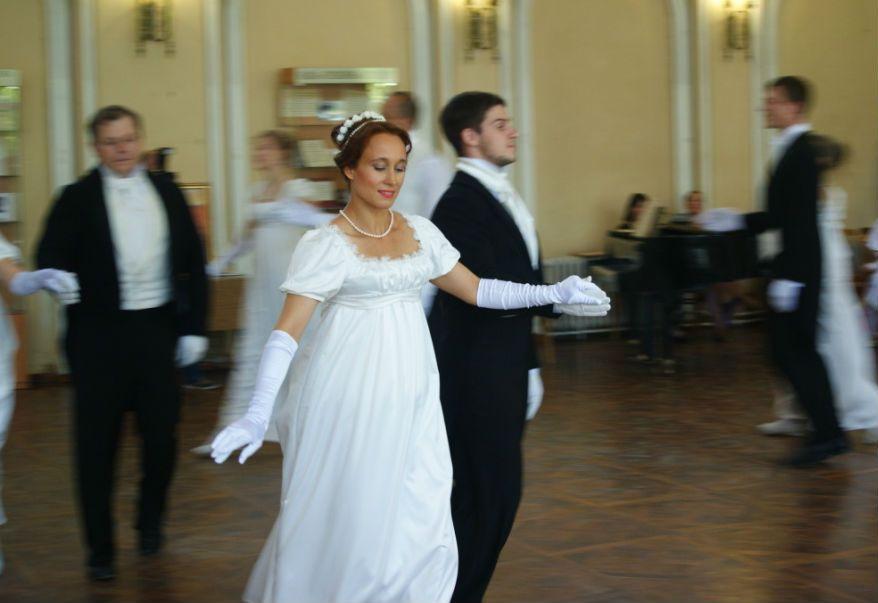 Традиционный Пушкинский бал