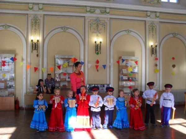 Народный праздник Покрова