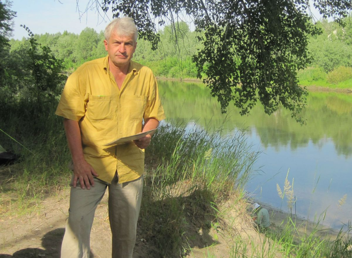 Встреча с  Виктором Алексеевичем Потаповым
