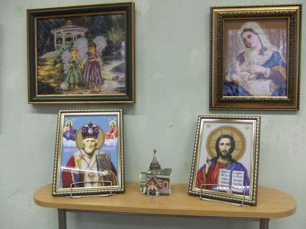 Персональная выставка Новиковой Натальи Юрьевны