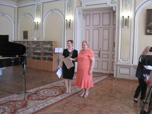 Праздник, посвященный Общероссийскому Дню библиотек