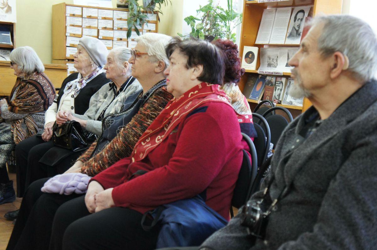 Осенние мотивы Ивана Пушкарева