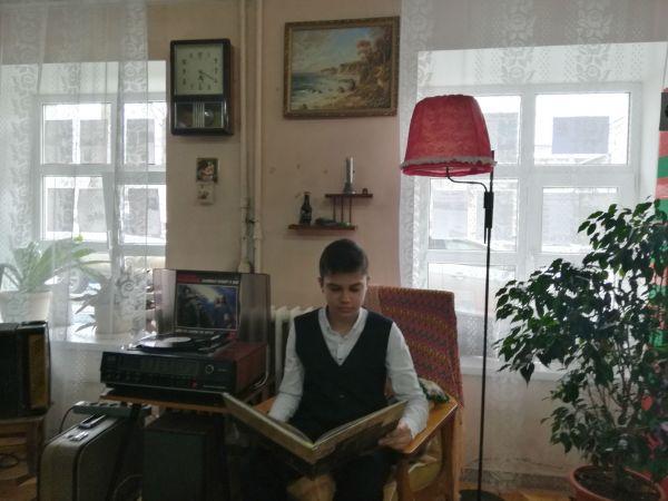 Презентация книги «История старой квартиры»