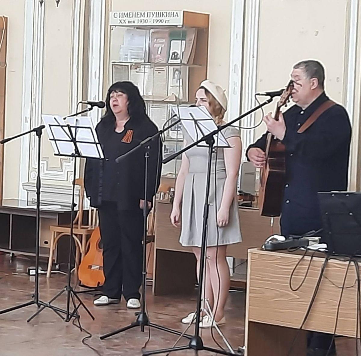 Спектакль - концерт