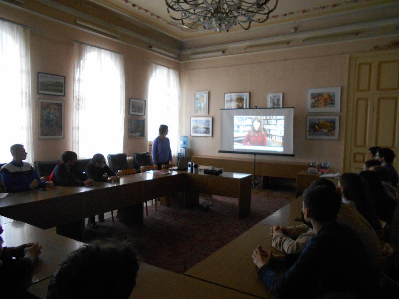 Час истории «Злодеяния нацистов в период временной оккупации Новочеркасска»