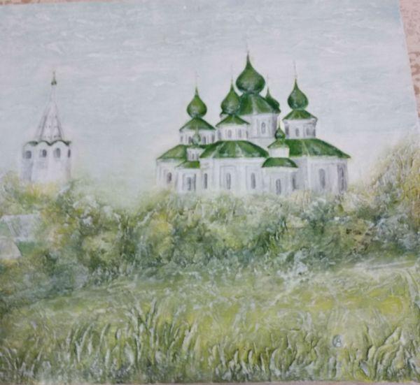Барельеф Ани Степанян